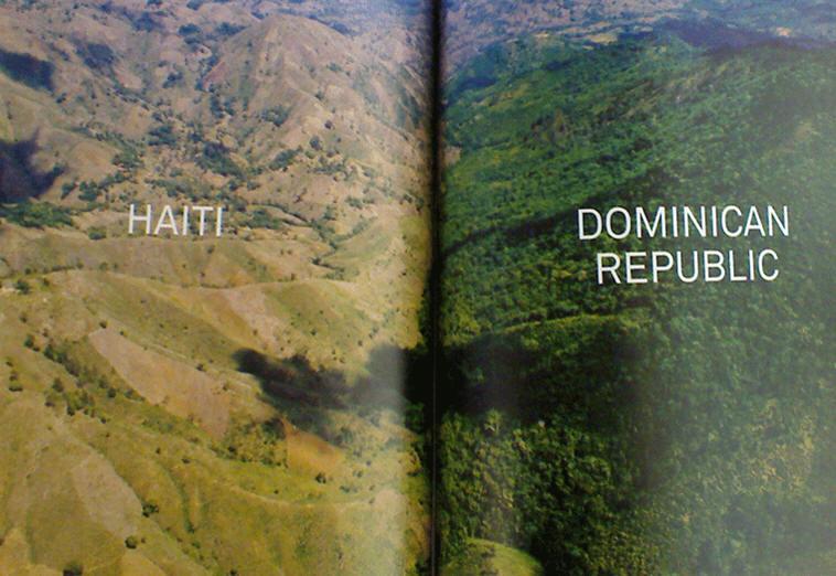DEFORESTATION WON'T STOP KILLING HAITIANS