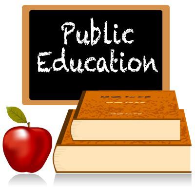 WE NEED TO ELIMINATE PUBLIC EDUCATION IN HAITI