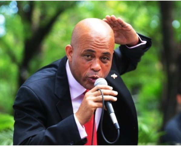MARTELLY IS NOT TO BLAME FOR...