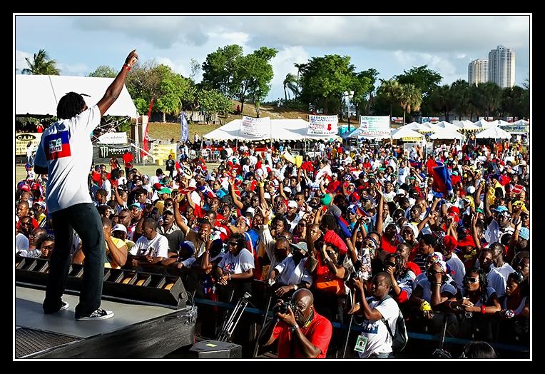 haitian music How haitian music brings many cool vibes - such as: rasin, konpa, rara- to the caribbean, as well as several interesting artists.