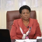 Yanick Mezile, Minister of Women's Rights