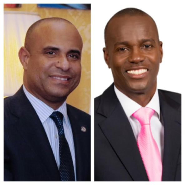 Lamothe and Jovenel